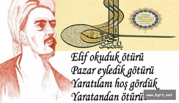 MIsırlıoğlu: Karaman Yunus Emre İlahi Korosu Kurulmalıdır