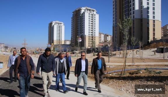 Piri Reis Vadisi Projesi İle 70 Bin M² Sosyal Ve Yeşil Alana Sahip Olacağız