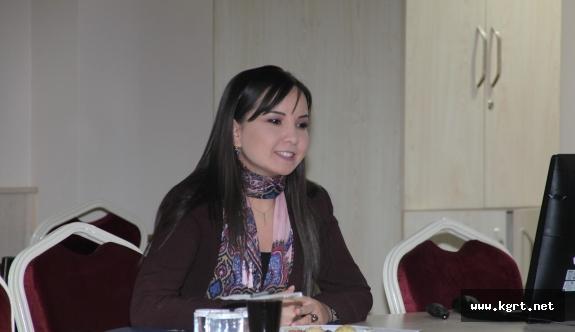 KMÜ'de Kerkük Ve Ortadoğu Konuşuldu