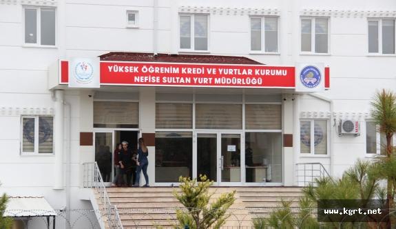 KYK'dan Karaman'daki Nefise Sultan Kız Öğrenci Yurdu ile İlgili Açıklama