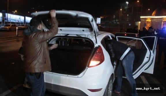 Güven Huzur-8 Uygulamasında Karaman'da 8 Bin 602 Liralık Para Cezası Kesildi