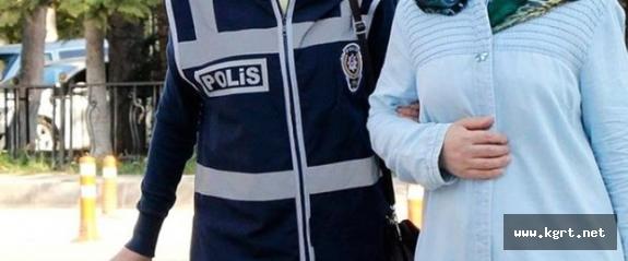 Kahramanmaraş Merkezli Fetö Operasyonu: 7 Kadın Gözaltına Alındı
