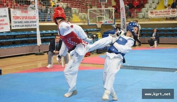 Kulüpler Türkiye Taekwondo Şampiyonası Isparta'da Yapıldı