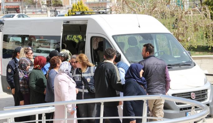 FETÖ/PYD Operasyonunda Gözaltına Alınan 13 Kadından 6'sı Serbest Bırakıldı