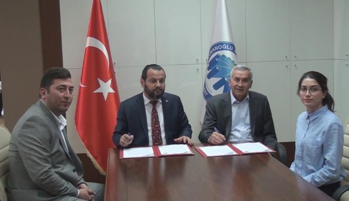 KMÜ İle Duru Bulgur Arasında Eğitime Destek Protokolü İmzalandı