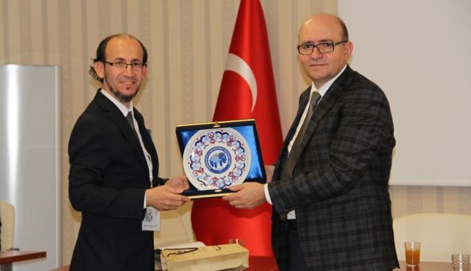 KMÜ Öğrencilerinden Mehmet Akif Ersoy Üniversitesine Ziyaret