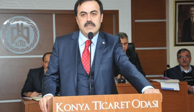 """Konya Ticaret Odası Başkanı Selçuk Öztürk: """"Serbest Bölgeler Faydalıdır"""""""