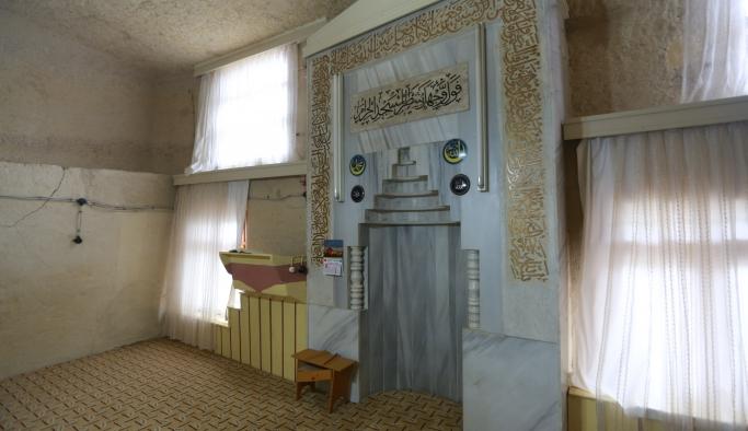 """Anadolu'nun """"Taş Mescit""""i Ziyaretçilerini Bekliyor"""