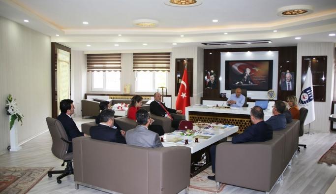 """Başkan Çalışkan: """"Karaman'ı Turizm Alanında Hak Ettiği Yere Getirmek İstiyoruz"""""""
