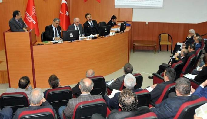 İl Koordinasyon Kurulu 17 Nisan'da Toplanıyor
