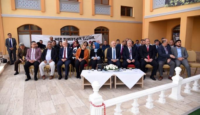 Karaman'da Turizm Haftası Kutlamaları Başladı