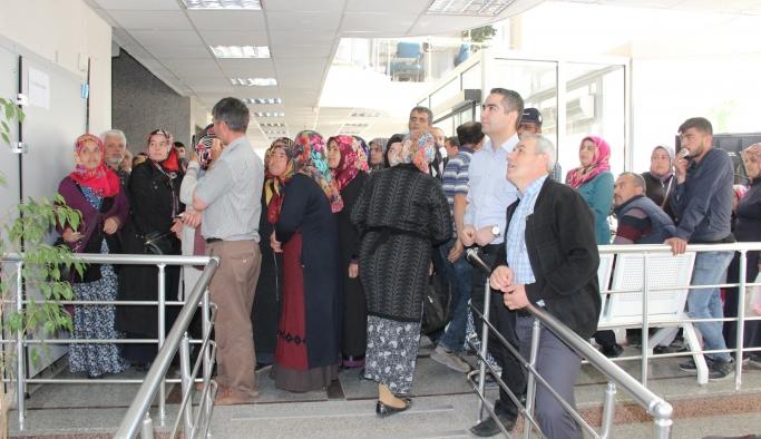 Karaman'da 900 Kişinin Alınacağı İşe 1 Saatte 850 Kişi Müracaat Etti