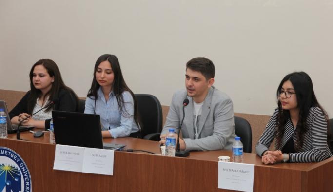 KMÜ Mühendislik Fakültesi Mezunları Öğrencilere Sektörü Anlattı
