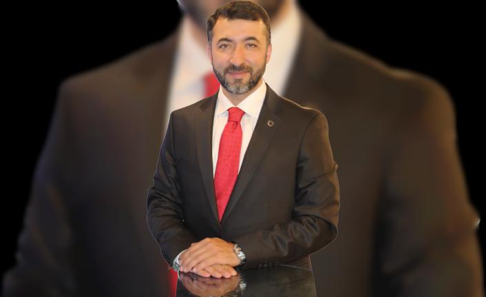Aday Adayı Türk'ten Teşekkür