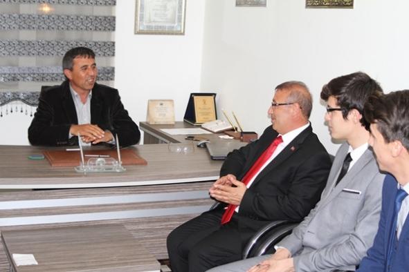 AK Parti Milletvekili Aday Adayı Veysel Göktekin Seçim Çalışmalarını Ara Vermeden Sürdürüyor