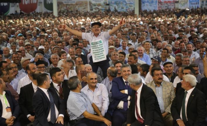 Konya Şeker'den Çiftçiler Günü Kutlamasında 34,5 Milyon Avans Desteği