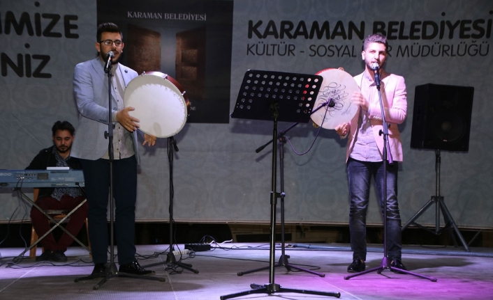 Ramazan Etkinlikleri Başladı