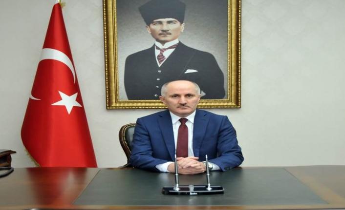 Vali Meral'den 19 Mayıs Atatürk'ü Anma ve Gençlik Spor Bayramı Mesajı