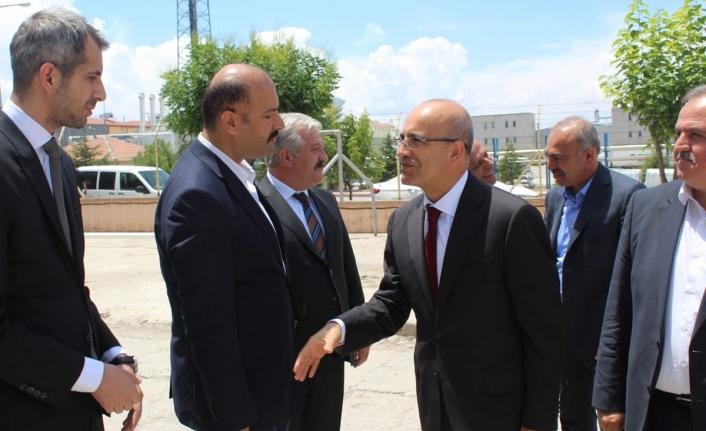 Başbakan Yardımcısı Mehmet Şimşek'ten Karaman'a Sürpriz Ziyaret