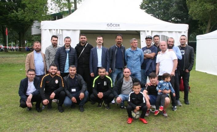 HOKAF Futbol Turnuvası ve Kültür Şöleni Amsterdam'da Yapıldı