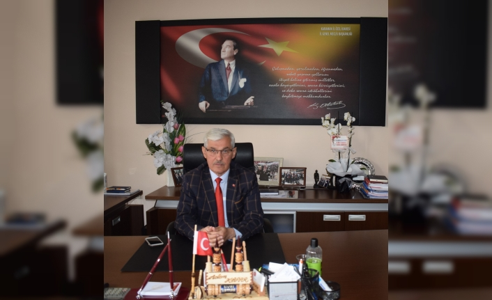 İl Genel Meclisi Başkanı Kapar: Bu Gece Arınma Ve Bağışlanmak İçin Bir Fırsattır