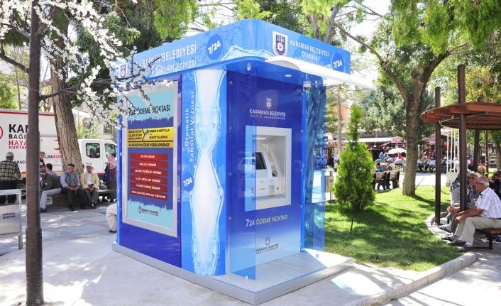 Karaman Belediyesi'nden Akıllı Vezne Uyarısı