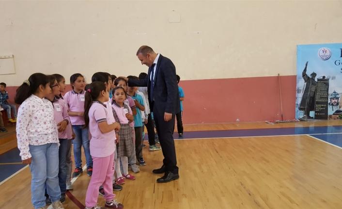 Karaman'da 2 Bin 615 Öğrenci Yetenek Taramasından Geçti