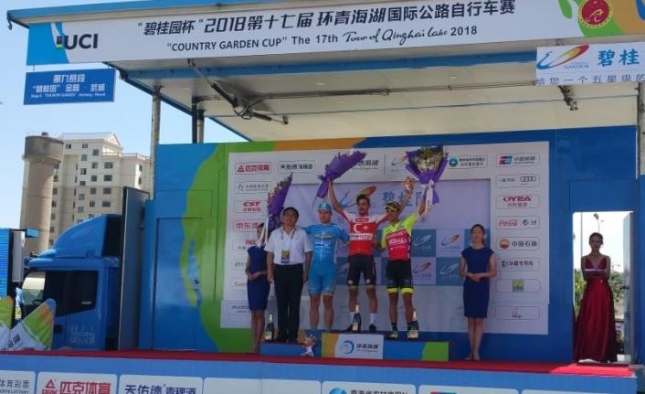 Çin'deki Yarışların 9. Etabında da Birinci Torku