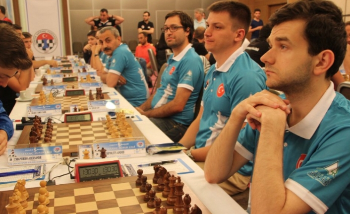 Karaman Belediyespor, Satranç Spor Liginde Yarışacak