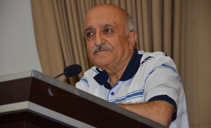 """KMÜ'de """"Küresel Gelişmeler Ve Türkiye'nin Konumu"""" Konferansı"""