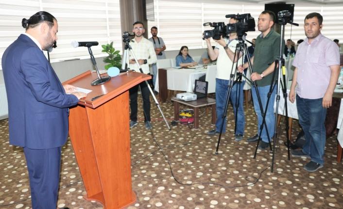 KMÜ Rektörü Akgül'den 24 Temmuz Basın Bayramı Mesajı