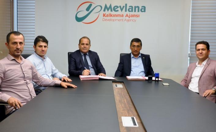 Ticaret Borsası Ve MEVKA Arasında Elektronik Satış Salonu Proje Sözleşmesi İmzalandı