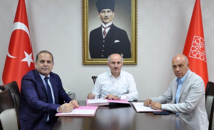 """""""Türk Dünyası Doğa Kampı Projesi Karaman Turizmine Değer Katacak"""""""