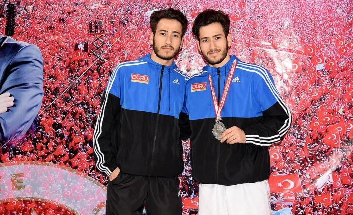 Türkiye Kulüpler Şampiyonasından Gümüş Madalya