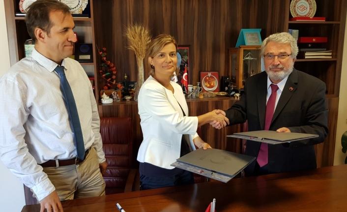 Yeni Nesil Gıda Patojen Tanı Kitlelerinin Geliştirilmesi İşbirliği Protokolü İmzalandı