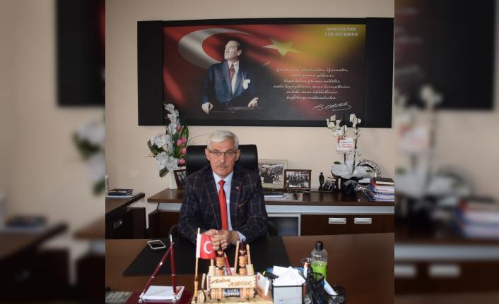 "İl Genel Meclisi Başkanı Kapar ""Aydınlık Yarınlarda Nice Güzel Bayramlara"""