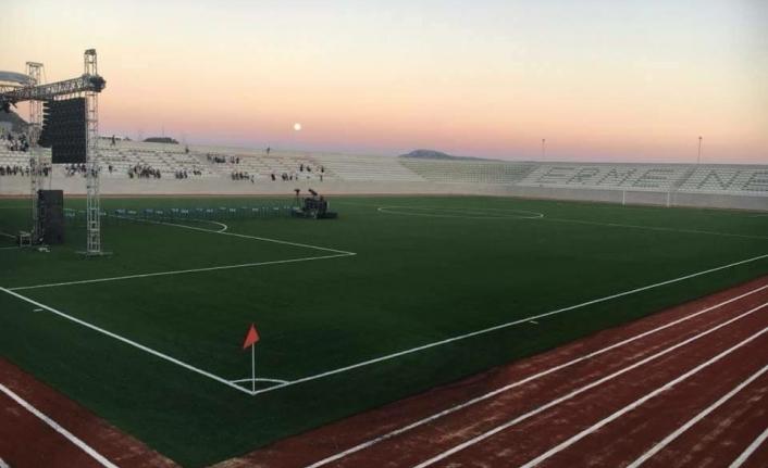Ermenek Şehir Stadyumundaki İsim Tartışmasına Son Noktayı Elvan Koydu