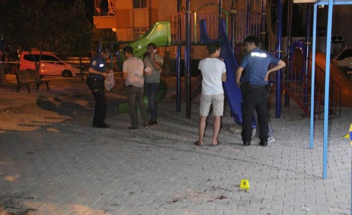 Parkta Oturanlara Tüfekle Ateş Açıldı: 3 Yaralı