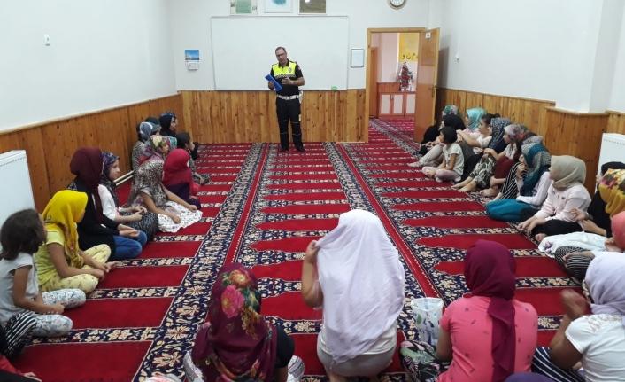 Trafik Dedektifleri Projesi Kapsamında Çocuklara Eğitim Verildi