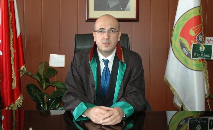 Baro Başkanı Yılmaz: Yargı Haksızlığa Uğramış İnsanların En Önemli Sığınağıdır