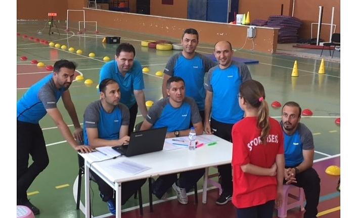 Geleceğin Sporcuları İçin Ek Kontenjan Başvuruları Devam Ediyor