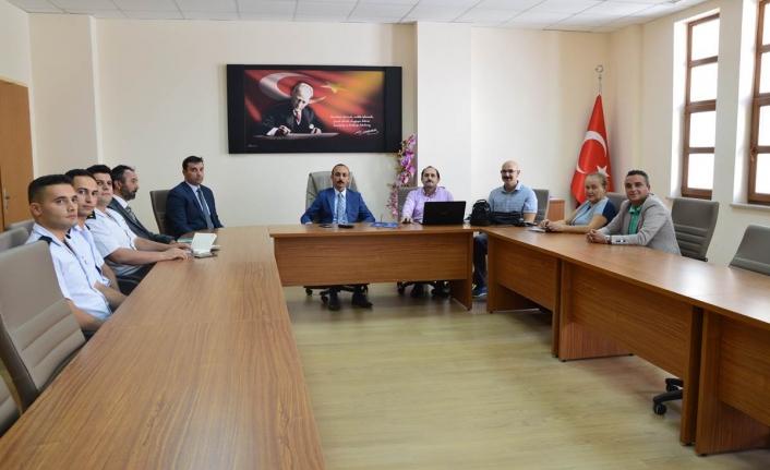 2018-KPSS-Ortaöğretim Sınavı Koordinasyon Kurul Toplantısı Yapıldı