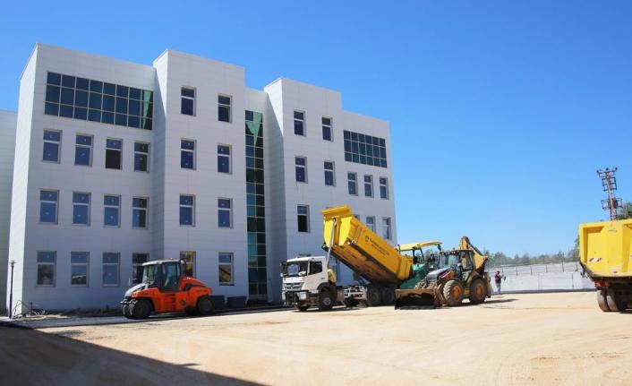 Adliye, Yarın Yeni Binasında