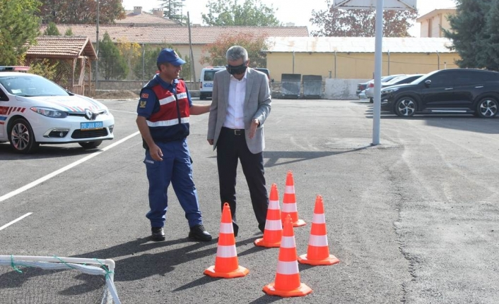 Ayrancı'da 'Alkollü Araç Kullanma, Kazaya Sebep Olma' Projesi