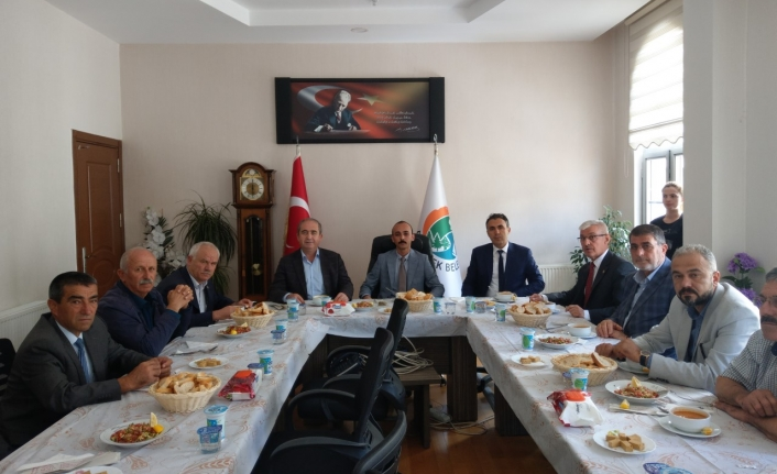 İl Genel Meclisi Ermenek'te Toplandı