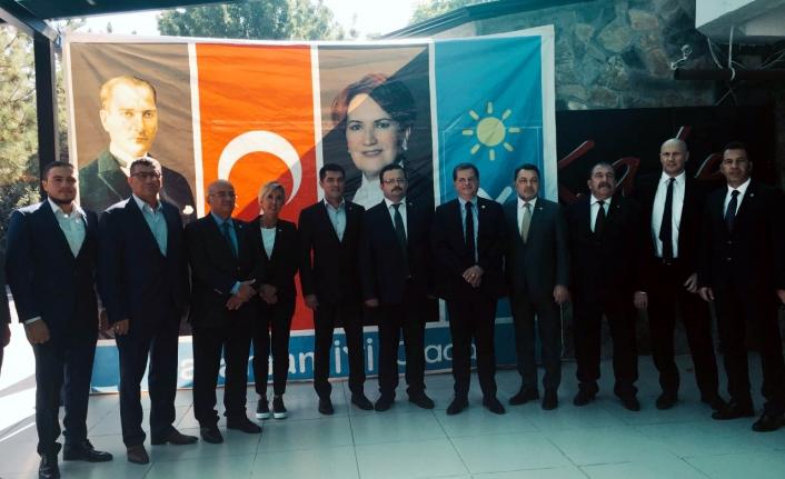İyi Parti Karaman İl Yönetim Ve Başkanlık Divanı Açıklandı