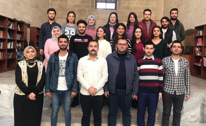 KMU Öğrenci Toplulukları Hatuniye Medresesinde Buluştu