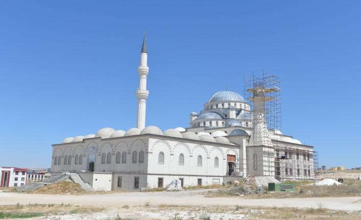 KMÜ Rektörlüğü'nden Üniversite Cami Hakkında Basın Açıklaması