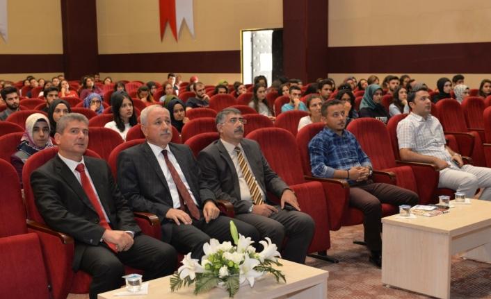 KMÜ'de Oryantasyon Eğitimleri Başladı
