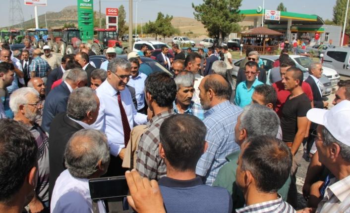 Konya Şeker'den Çiftçiye 38.282.930 Tl'lik Motorin Avansı